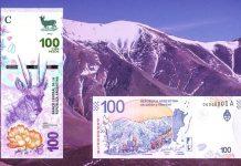 billete, 100, pesos
