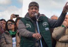 Pablo Moyano, camioneros,