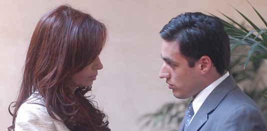 Cristina Kirchner, exsecretario de Cristina Kirchner