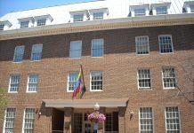 venezuela, embajada, estados unidos, carlos vecchio