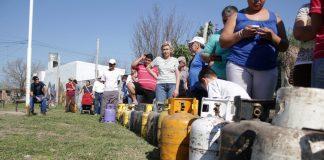 garrafa de gas, aumento, tarifazo