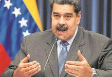 asunción de Maduro, Venezuela