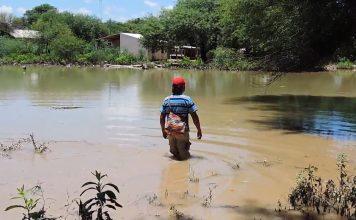 inundaciones, chaco, santa fe,