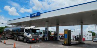 ypf, precios, gasoil, nafta