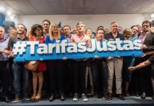 tarifazo, intendentes peronistas