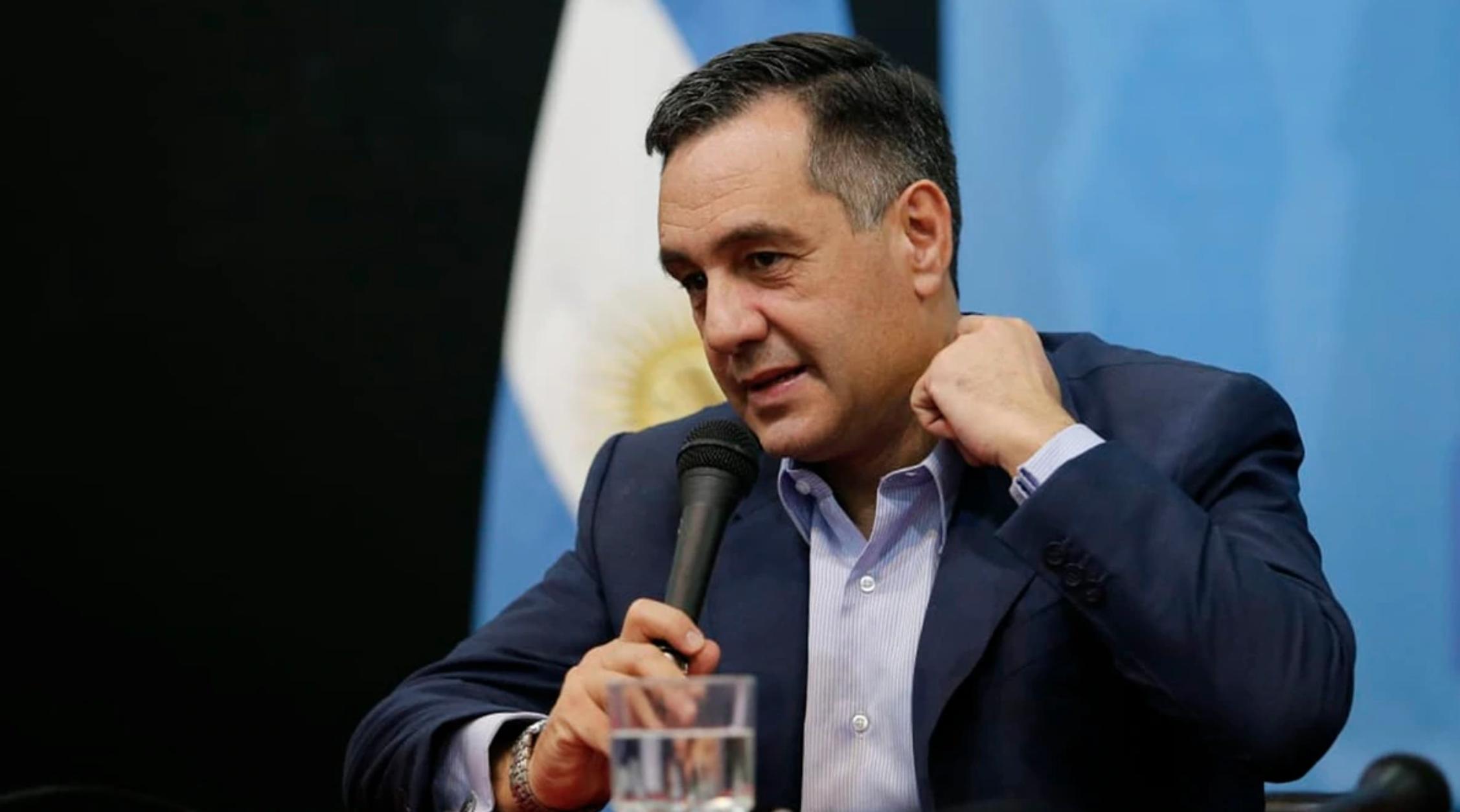 alejandro finochiaro, candidato, la matanza, elecciones 2019