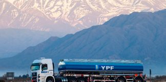 ypf, petroleo, transporte