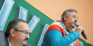 Salta: fuerte apoyo de los trabajadores a la candidatura de Jorge Guaymás