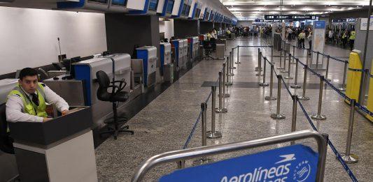 aerolineas, vuelos, medidas de fuerza