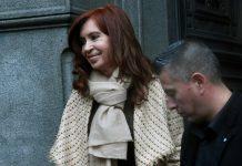 Cristina Kirchner, Bastón presidencial