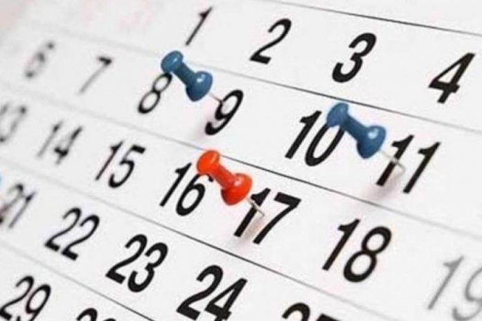 feriado, 8 de julio
