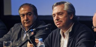 cgt, Alberto Fernández, elecciones
