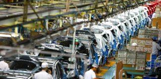 Sector automotriz, crisis