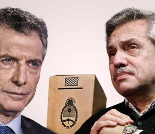 Encuesta, Macri, Alberto Fernández