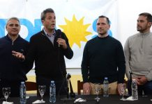 Facundo Celasco, Massa, Dolores, candidatos