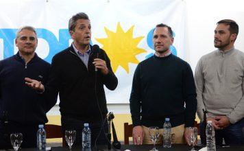Facundo Celasco, Massa, Dolores, candidatos