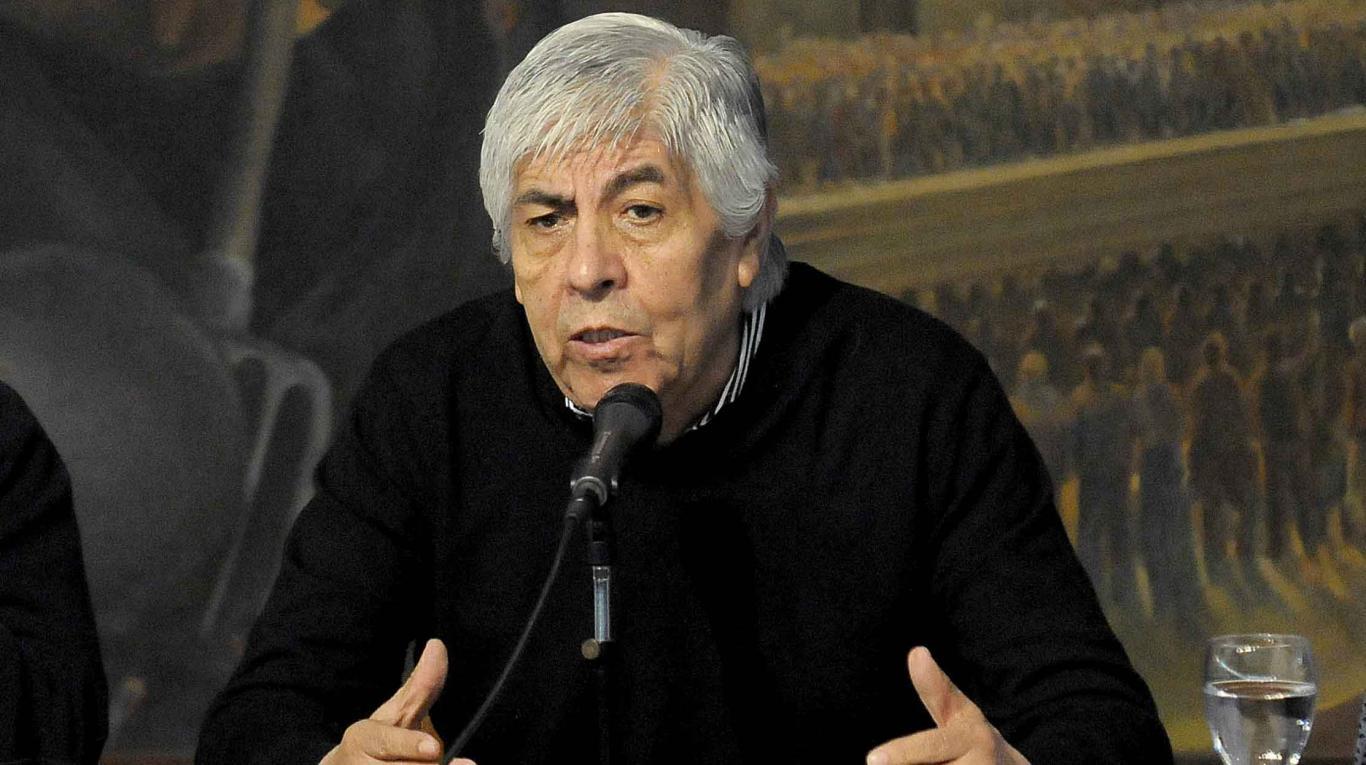Hugo Moyano, denuncia, adrián suar, julio chavez, tigre veron, polka