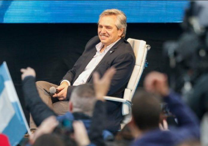 Alberto Fernández, Senado