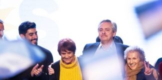Alberto Fernández, encuesta, macri