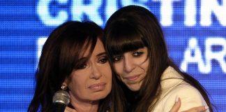 Cristina Kirchner, Cuba