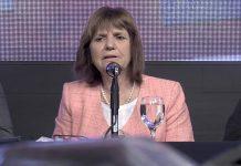 Patricia Bullrich, Emergencia Alimentaria