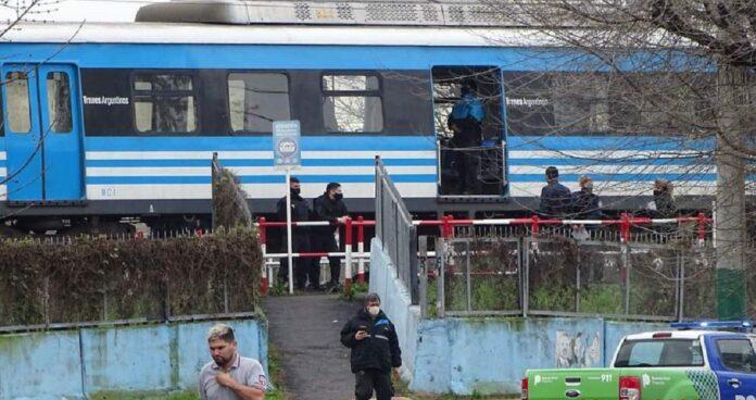 claypole, trenes argentinos