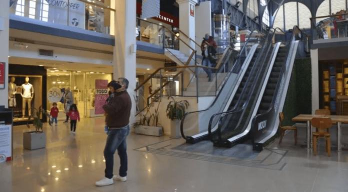 shoppings, apertura, cuarentena