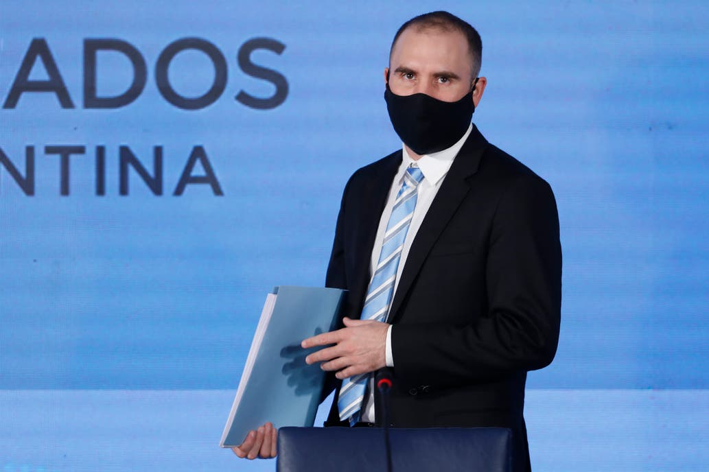Martin Guzman, economia, ministro de economia