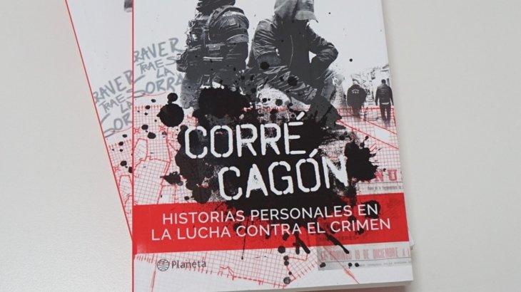 corré cagon, Diego Kravetz, libro, Lanus